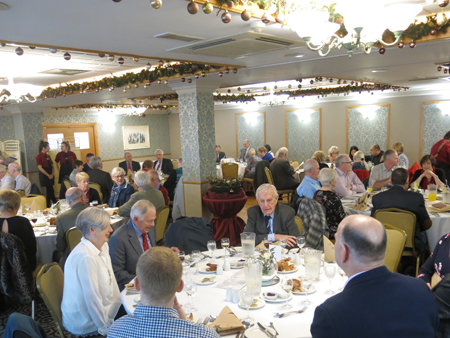 Omagh Masonic;  Widows Lunch